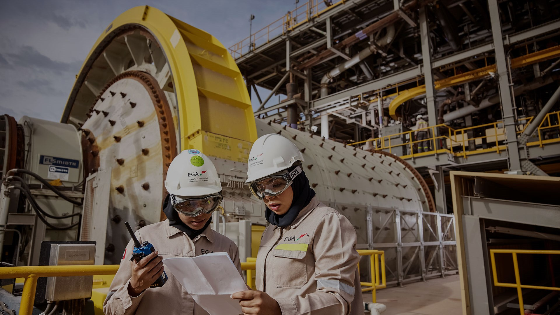 EGA's Operations - Al Taweela Alumina Refinery & Aluminum